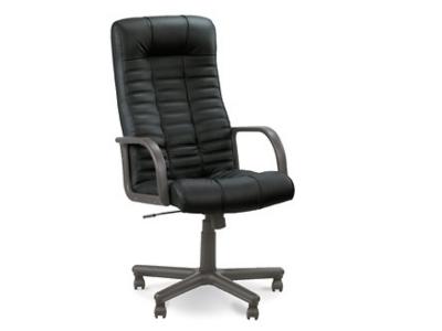 Кресло для руководителя Атлант Ультра Черный