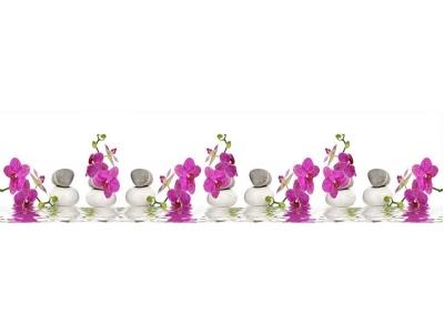 Кухонный фартук sv-852 Орхидея